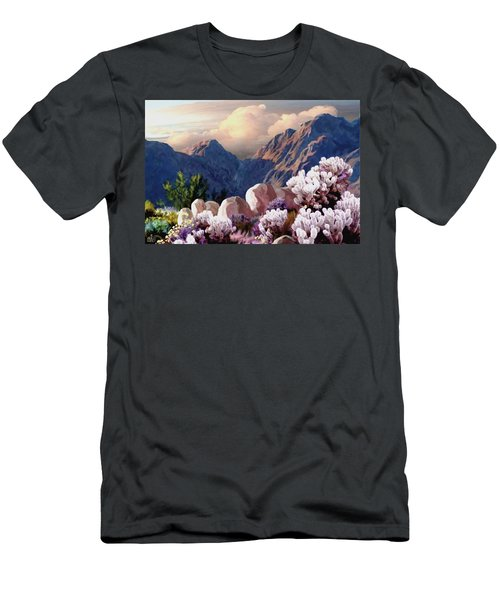 High Desert Sunrise Men's T-Shirt (Athletic Fit)