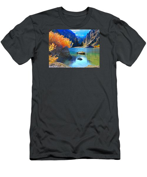 Hikers Haven Two Men's T-Shirt (Athletic Fit)