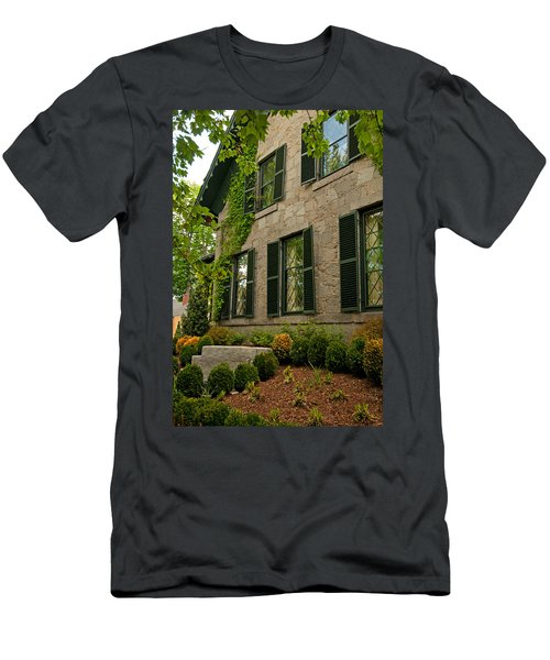 Historic Concord Home Men's T-Shirt (Athletic Fit)