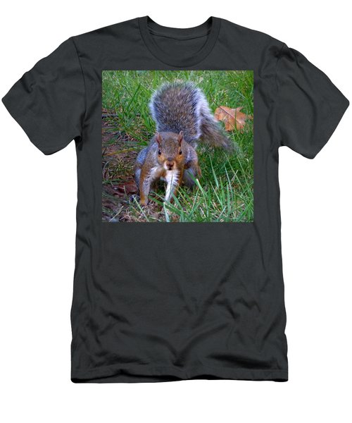 Men's T-Shirt (Slim Fit) featuring the photograph Hiya by Joseph Skompski