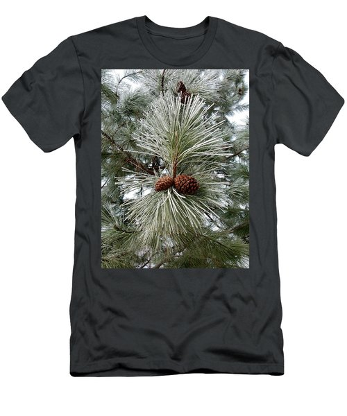 Hoarfrost 1 Men's T-Shirt (Athletic Fit)