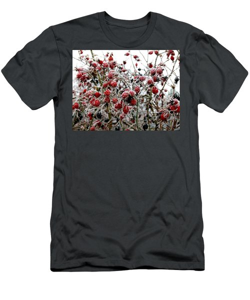 Hoarfrost 5  Men's T-Shirt (Athletic Fit)