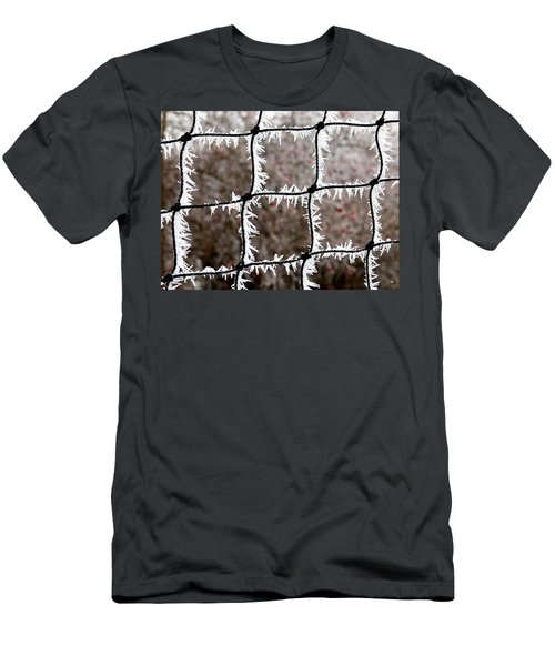 Hoarfrost 7  Men's T-Shirt (Athletic Fit)