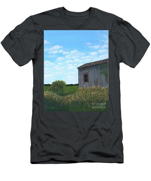 Hobo Heaven Men's T-Shirt (Athletic Fit)