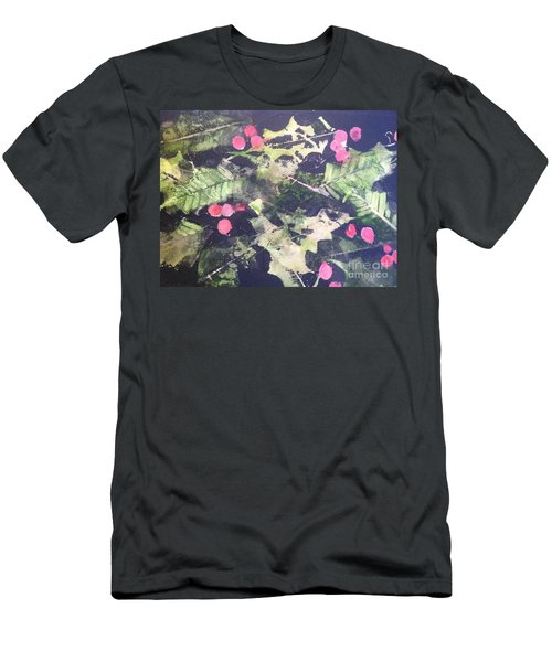Holly  Men's T-Shirt (Athletic Fit)