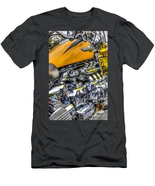 Honda Valkyrie 3 Men's T-Shirt (Slim Fit)