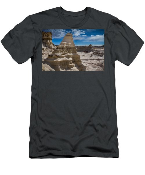 Hoodoo Rock Formations Men's T-Shirt (Athletic Fit)