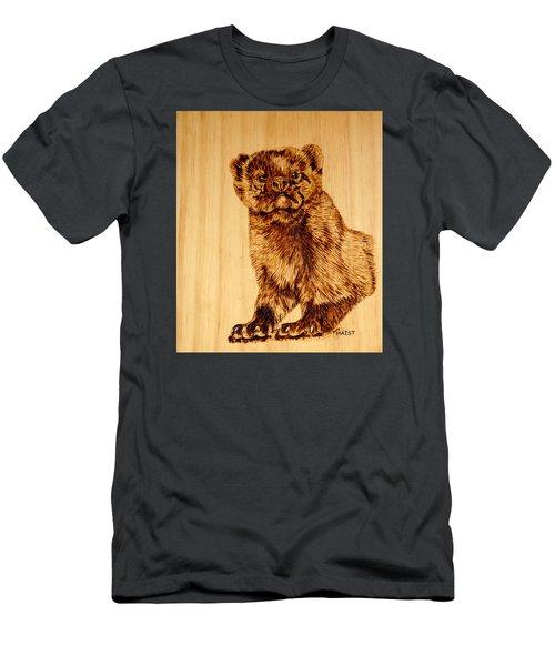 Hope's Marten Men's T-Shirt (Slim Fit) by Ron Haist
