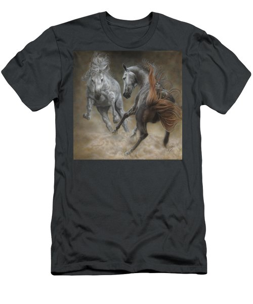 Horseplay II Men's T-Shirt (Athletic Fit)