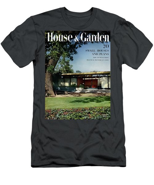 House & Garden Cover Of The Kurt Appert House Men's T-Shirt (Athletic Fit)