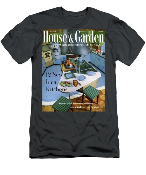 House And Garden Kitchen Ideas Issue Men's T-Shirt (Athletic Fit)