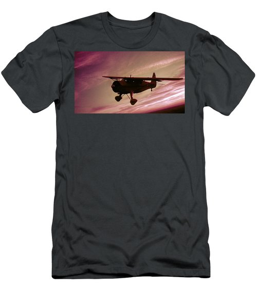 Men's T-Shirt (Slim Fit) featuring the photograph Howard Dga by Greg Reed