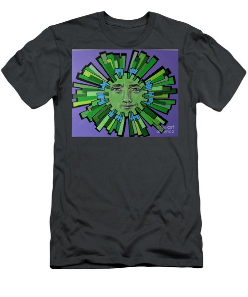 Hugh Grant - Sun Men's T-Shirt (Athletic Fit)