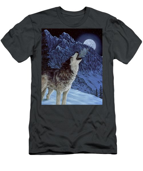 Hunters Moon Men's T-Shirt (Athletic Fit)