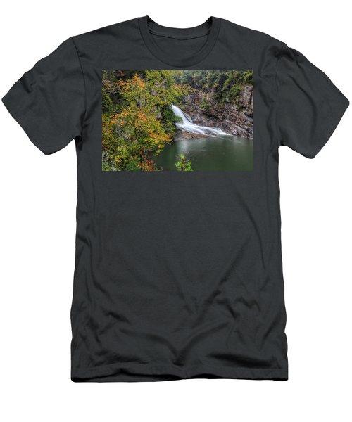 Hurricane Falls Men's T-Shirt (Athletic Fit)