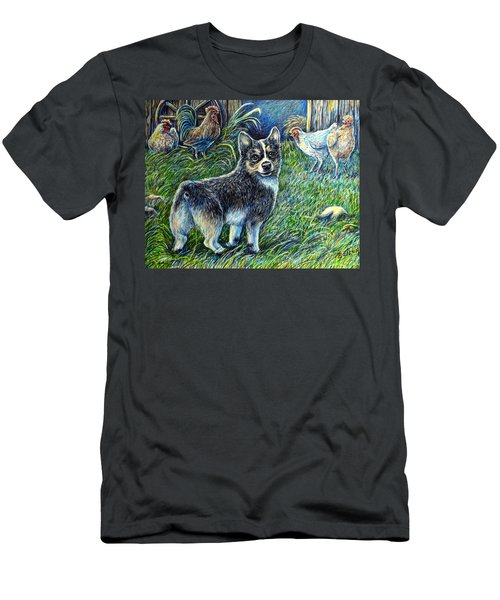 I Heard You But.... Men's T-Shirt (Athletic Fit)