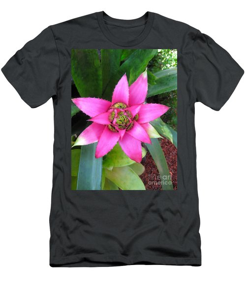 Pink And Beautiful  Men's T-Shirt (Athletic Fit)