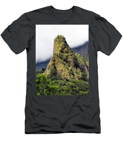 Iao Valley 47 Men's T-Shirt (Athletic Fit)