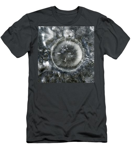 Ice Fishing Hole 14 Men's T-Shirt (Athletic Fit)