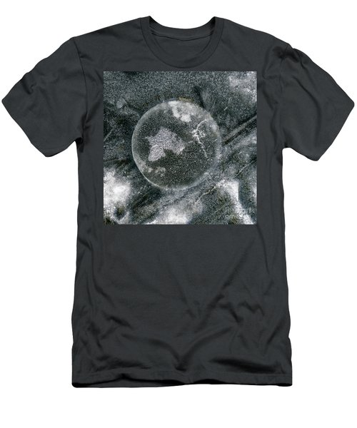 Ice Fishing Hole 17 Men's T-Shirt (Athletic Fit)