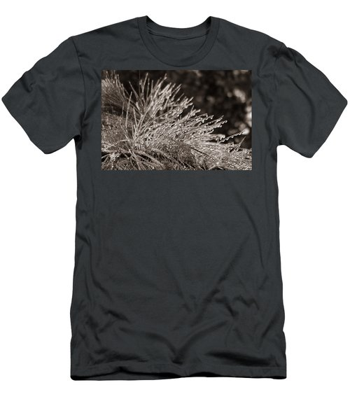 Ice On Pine Men's T-Shirt (Athletic Fit)