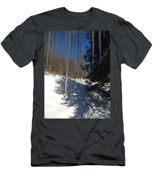 Icy Fingers Men's T-Shirt (Athletic Fit)