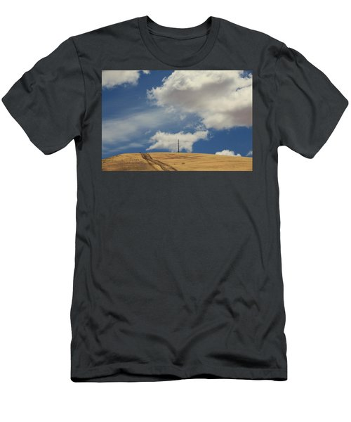 If You Wanna Run Away Men's T-Shirt (Athletic Fit)