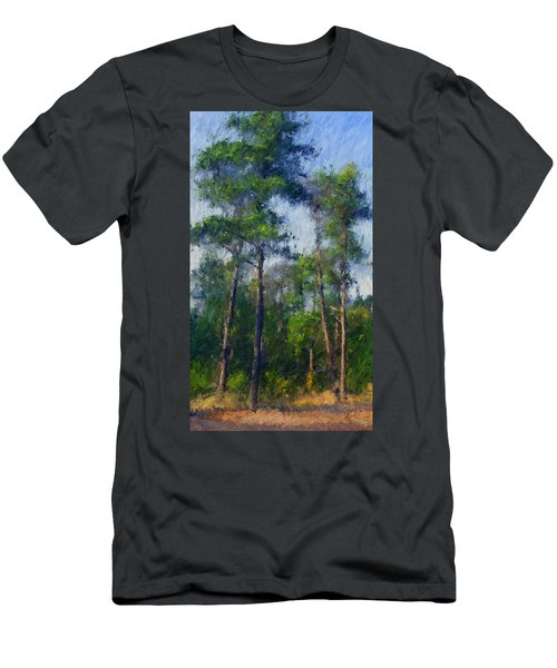 Impression Trees Men's T-Shirt (Athletic Fit)