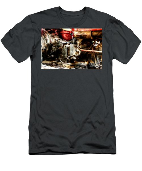 Impressionist Tractor Series 2 Men's T-Shirt (Athletic Fit)