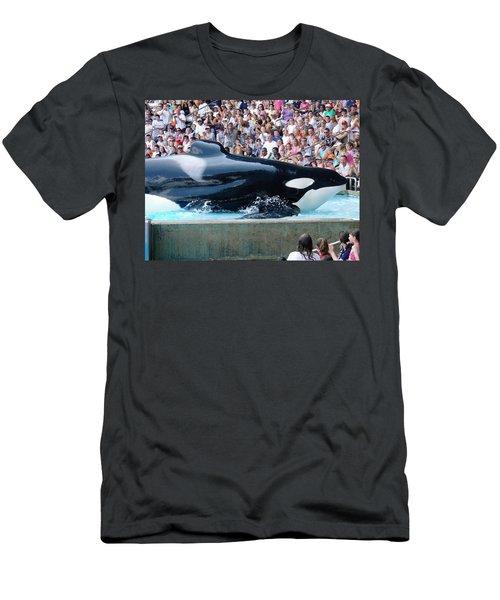 Impressive Men's T-Shirt (Athletic Fit)