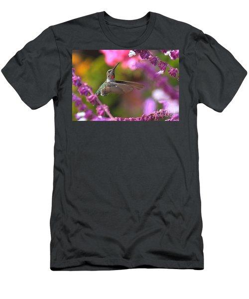 In Between Meals Men's T-Shirt (Athletic Fit)