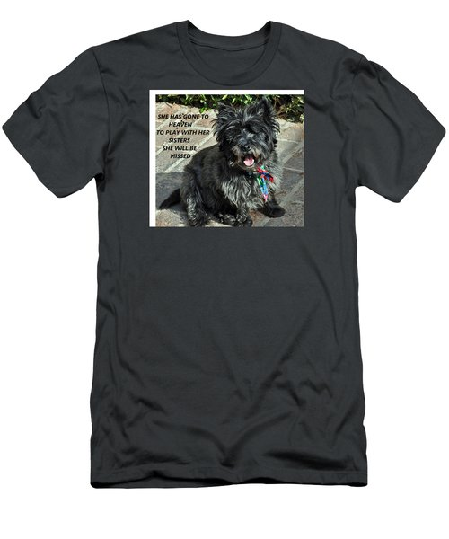 In Memory Of Her Men's T-Shirt (Athletic Fit)