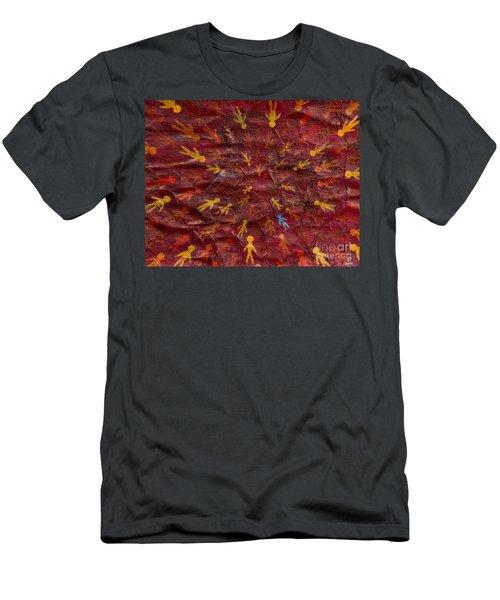 Infinite Possibilities Men's T-Shirt (Athletic Fit)