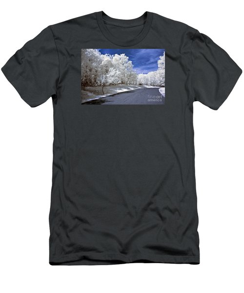 Infrared Road Men's T-Shirt (Athletic Fit)