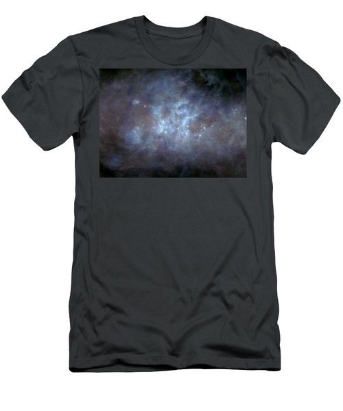 Men's T-Shirt (Slim Fit) featuring the photograph Infrared View Of Cygnus Constellation by Science Source