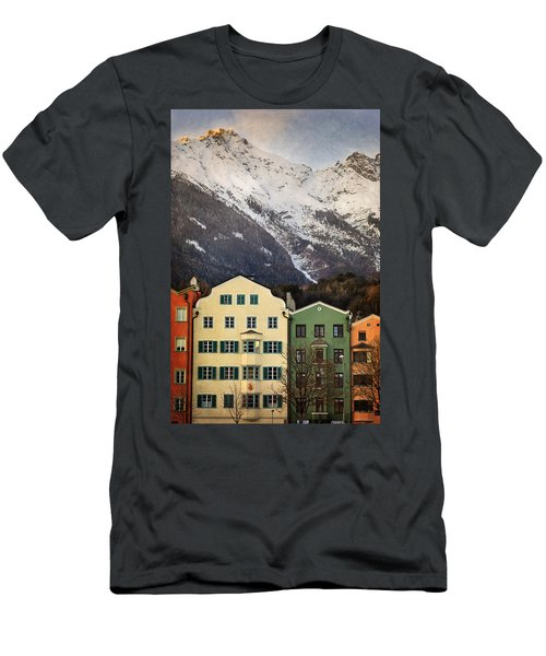 Innsbruck Men's T-Shirt (Athletic Fit)