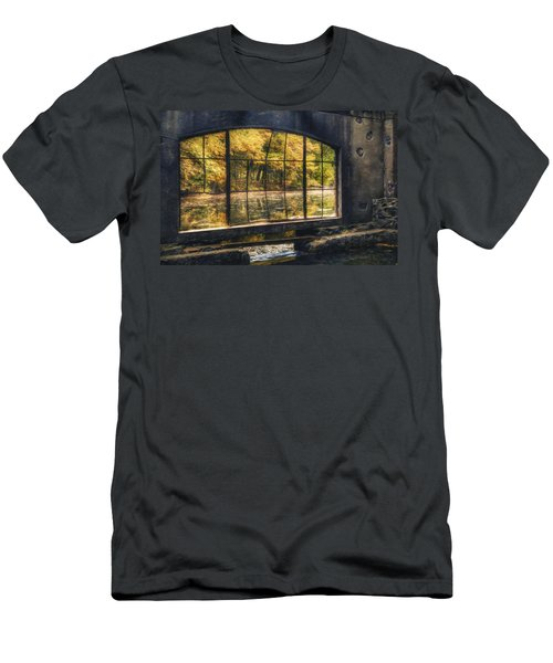 Inside The Old Spring House Men's T-Shirt (Athletic Fit)