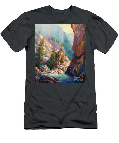Into The Canyon Men's T-Shirt (Athletic Fit)