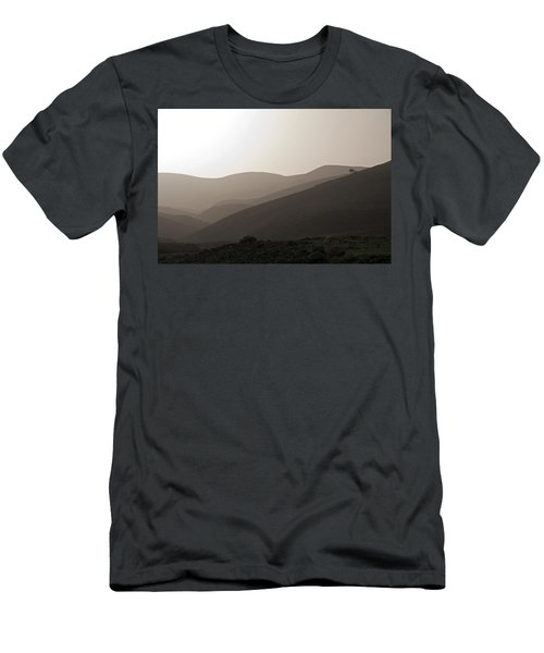 Into The Israel Desert - 1 Men's T-Shirt (Athletic Fit)