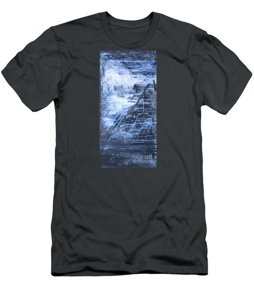 Men's T-Shirt (Slim Fit) featuring the photograph Into The Mystic by Susan  Dimitrakopoulos