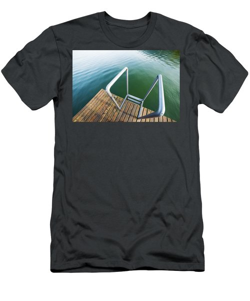 Into The Water Men's T-Shirt (Slim Fit) by Chevy Fleet