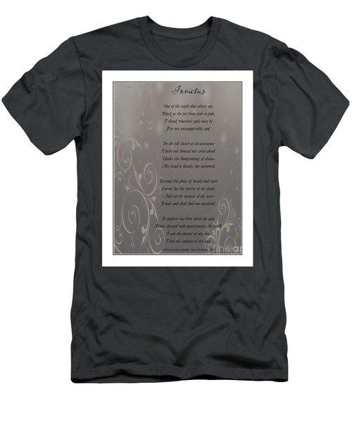 Invictus Tribute 2 Men's T-Shirt (Athletic Fit)
