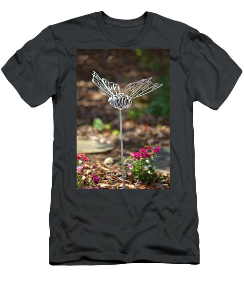 Iron Butterfly Men's T-Shirt (Athletic Fit)