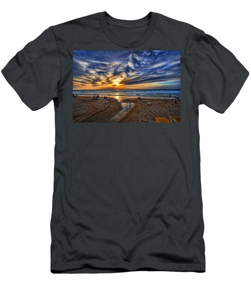 Israel Sweet Child In Time Men's T-Shirt (Athletic Fit)