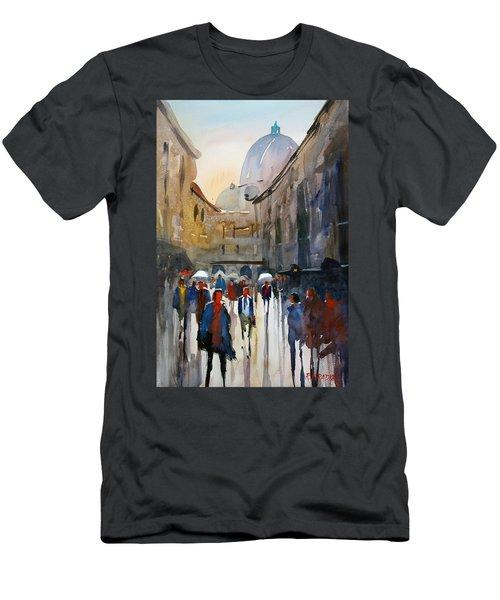 Italian Impressions 5 Men's T-Shirt (Athletic Fit)