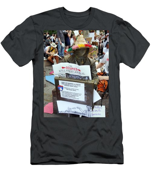 Men's T-Shirt (Slim Fit) featuring the photograph Its A New Dawn by Ed Weidman