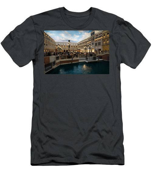 It's Not Venice Men's T-Shirt (Athletic Fit)