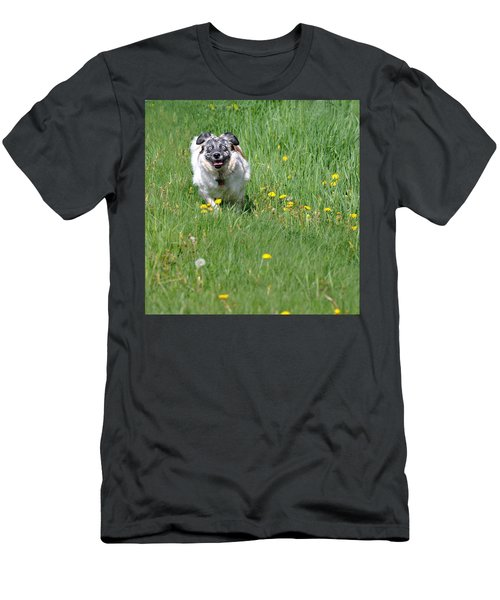 It's Spring - It's Spring Men's T-Shirt (Athletic Fit)