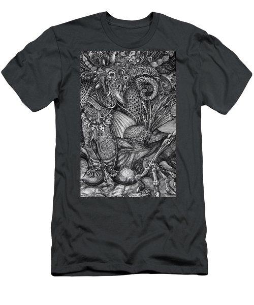 Jabberwocky Men's T-Shirt (Athletic Fit)