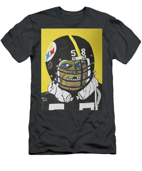 Jack Lambert Men's T-Shirt (Athletic Fit)